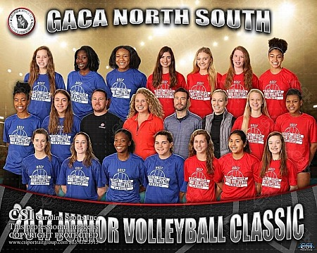 2017-18 Junior Volleyball