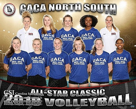 2018 Volleyball All-Star Classic