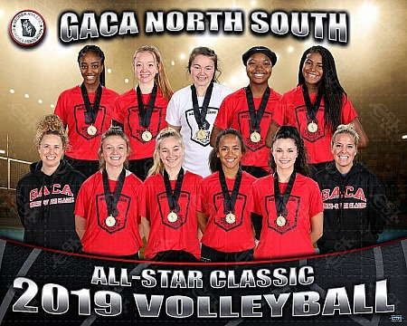 2019 Volleyball All-Star Classic